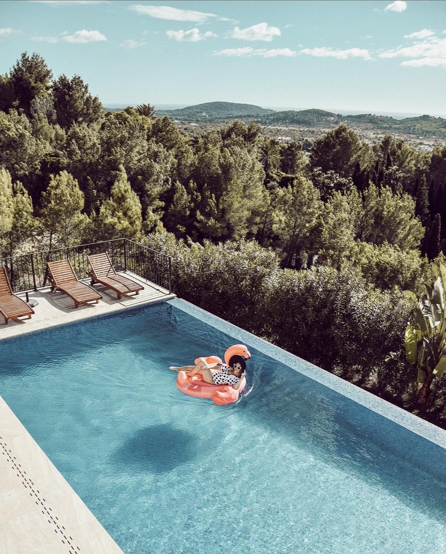 Villa Ibiza Infinity Pool