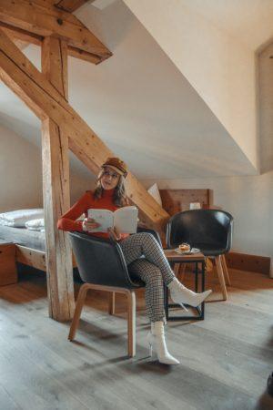 The Alpina Spa & Resort Tschiertschen