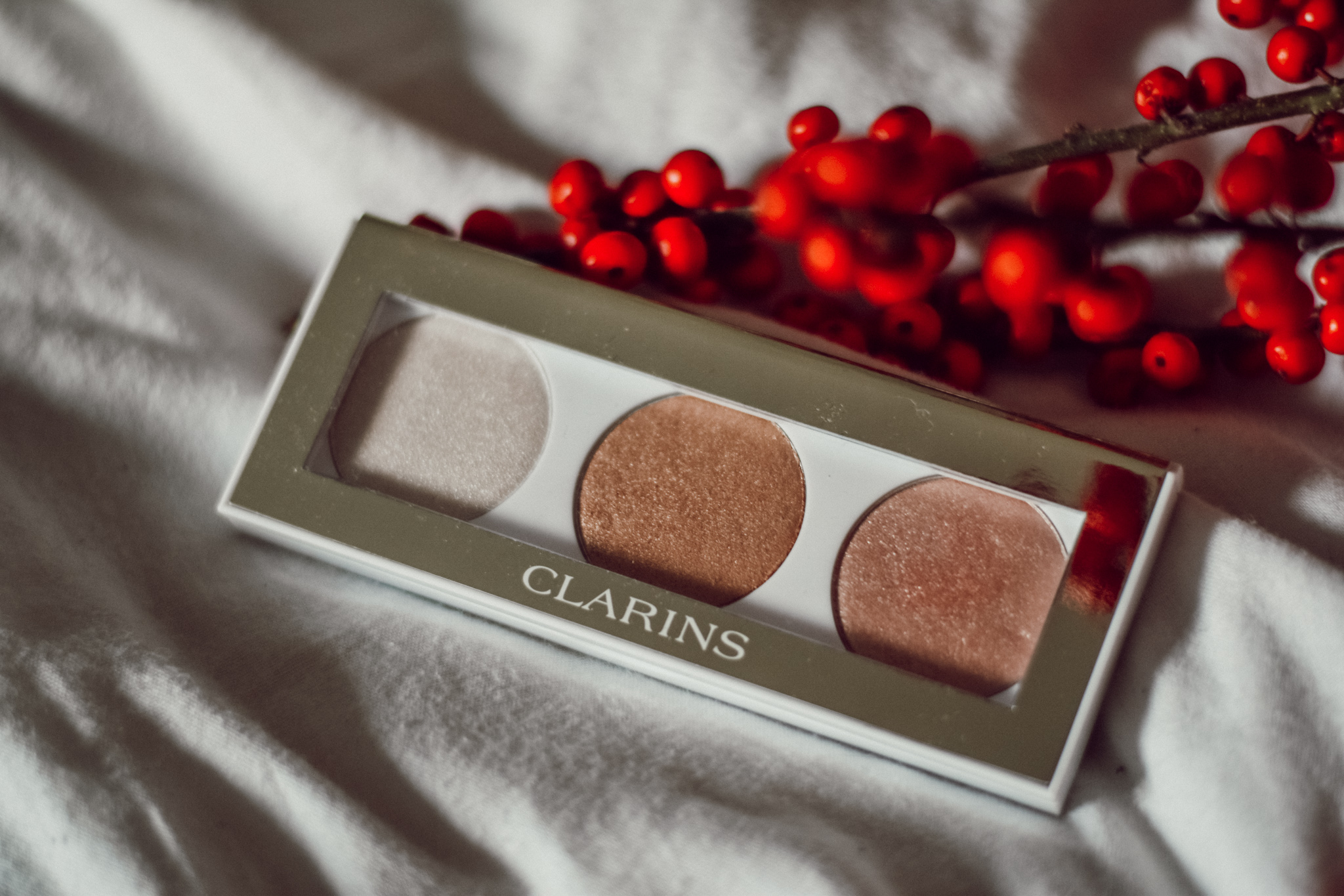 Clarins - Highlighter Trio