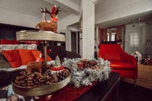 Weihnachtszimmer Sorell Hotel Tamina Bad Ragaz