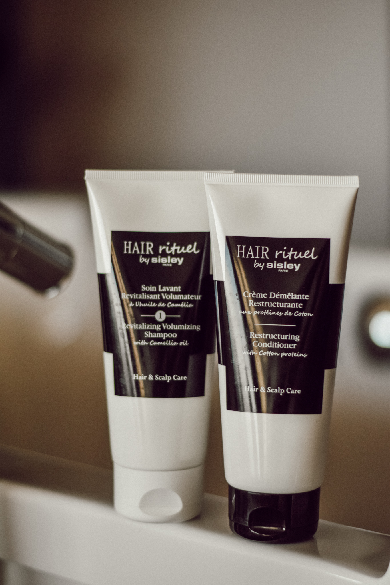 Hair rituel by sisley haarshampoo