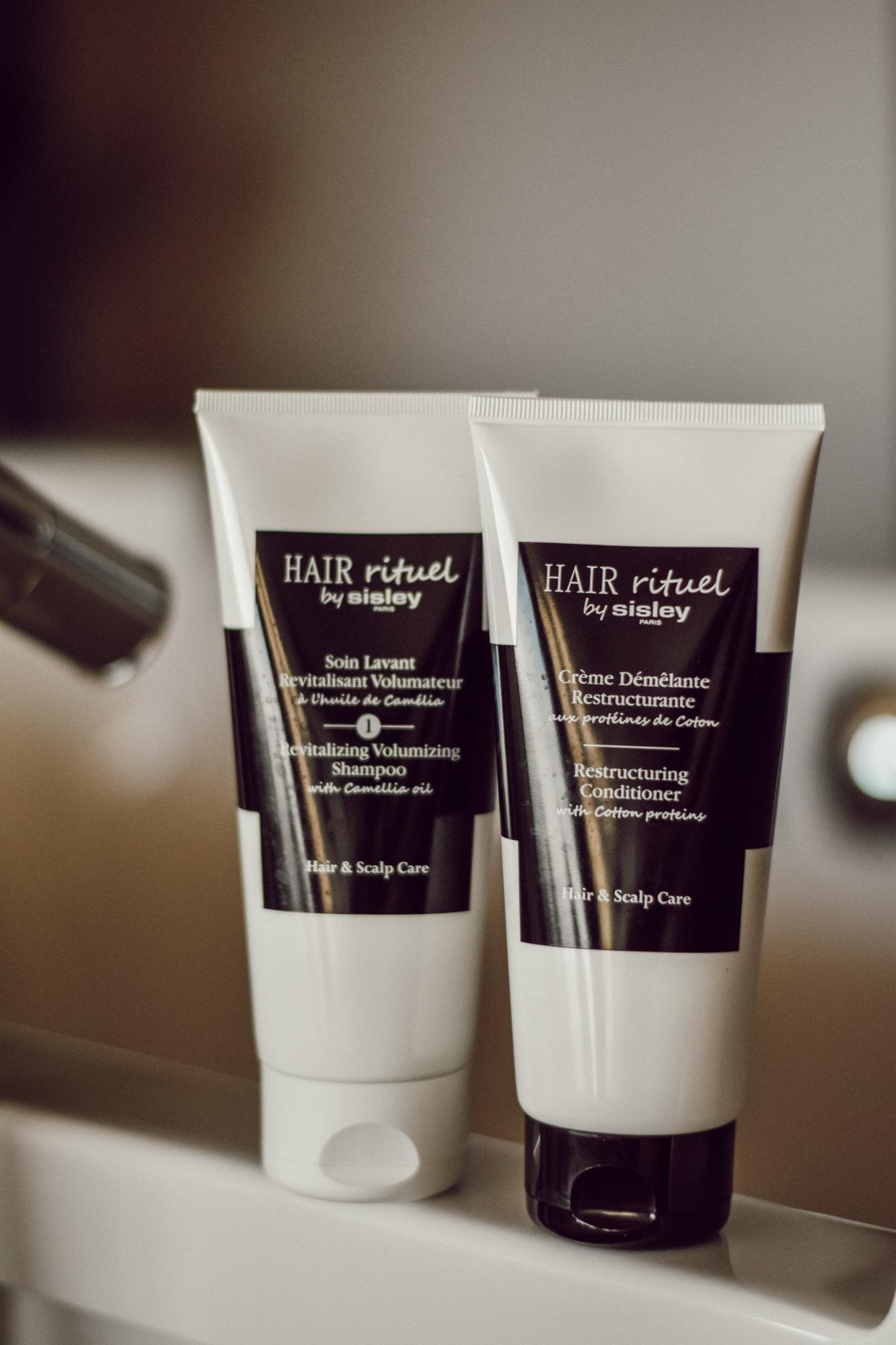 Hair rituel by sisley haarshampoo