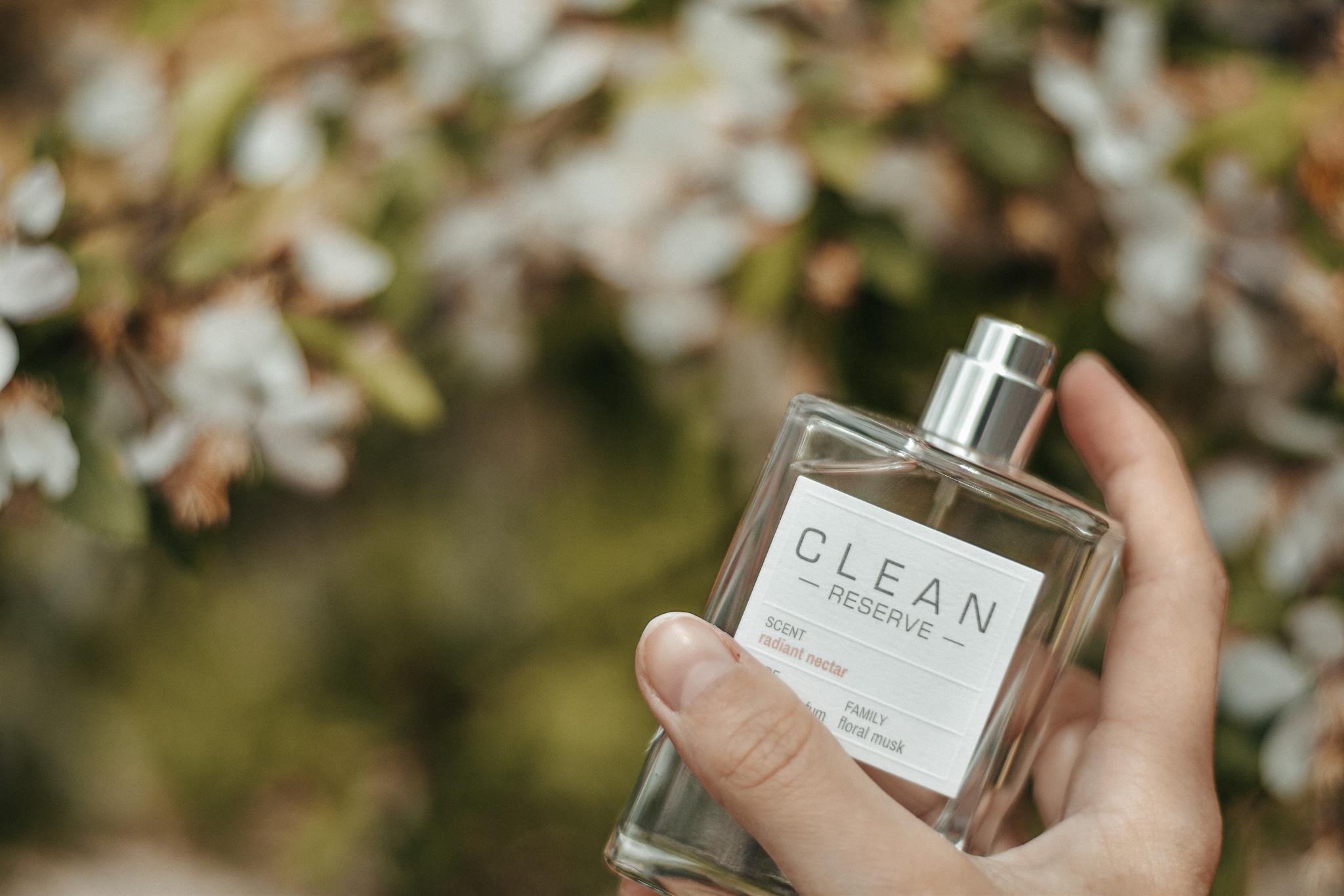 Clean Reserve radiant nectar parfum