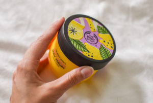 The Body Shop - Zesty Lemon