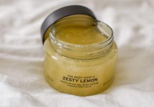 The Body Shop - Zesty Lemon