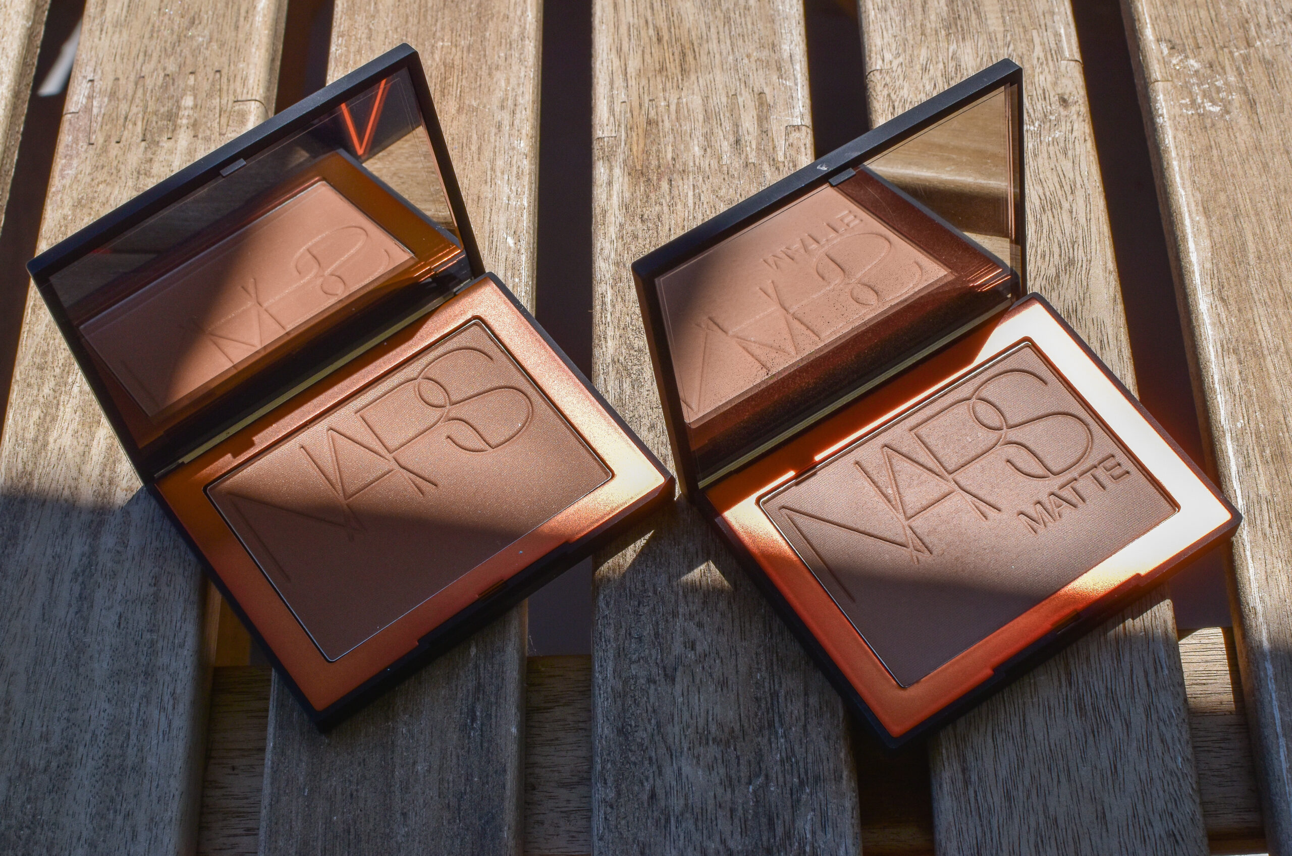 NARS Bronze On Collection-5