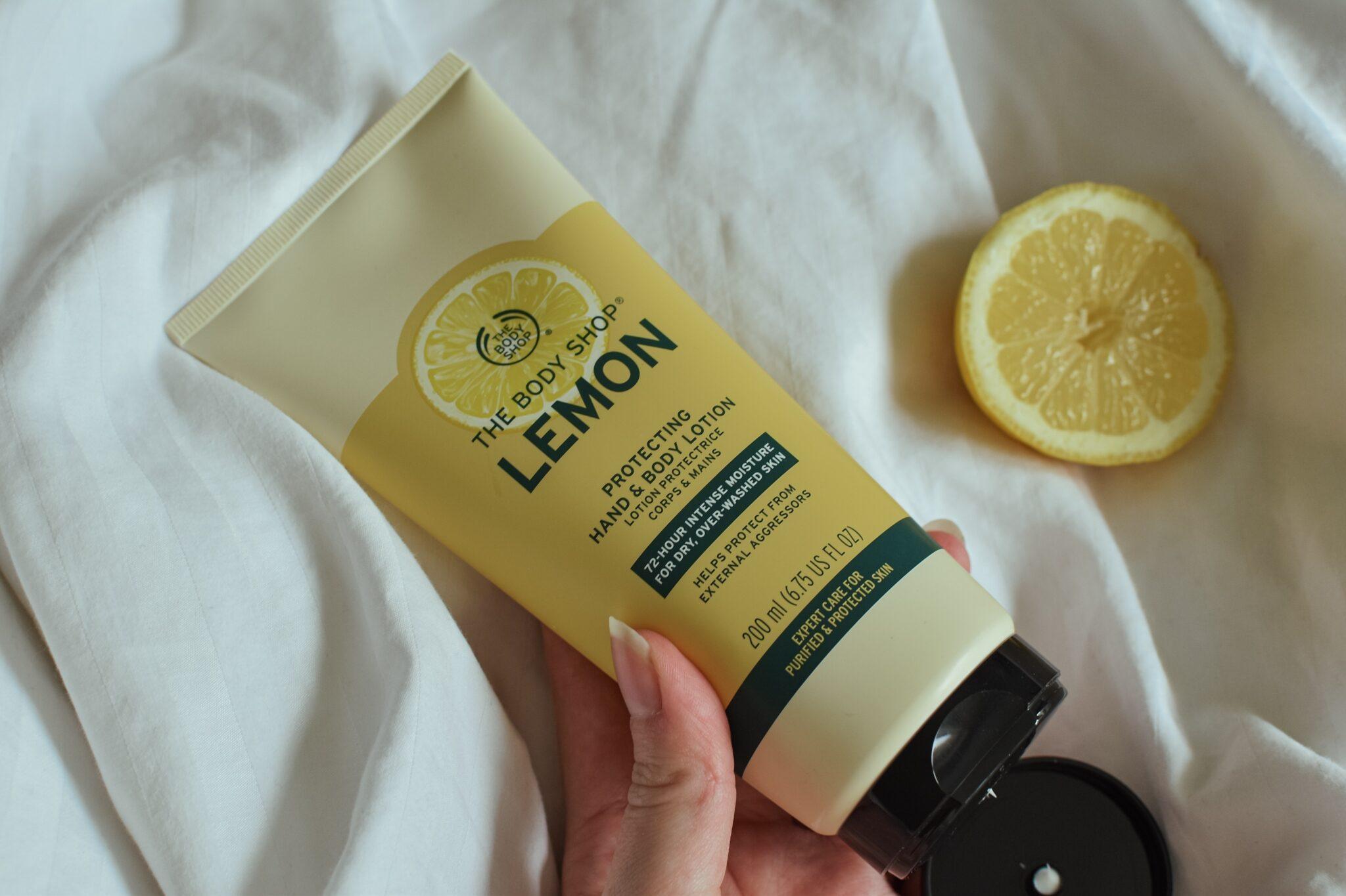 Lemon Protecting Hand- & Körperlotion